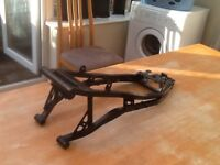 APRILIA RS4 50-125 2011-2016 REAR SUBFRAME IN GOOD CONDITION