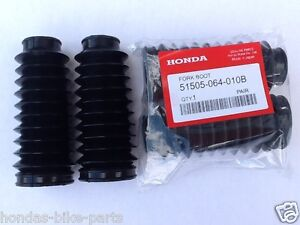 HONDA-Z50-QA50-CT50-CT70-FORK-BOOTS-FORK-RUBBERS-4-LONG-BRAND-NEW