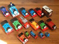 Thomas tank engine trains