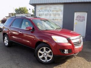 SATURN OUTLOOK 2007***XR,AWD,7 PLACES ,CUIR,TOIT,DVD***