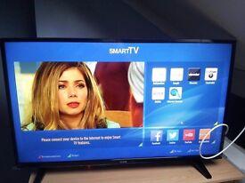 tv smart 43 inch
