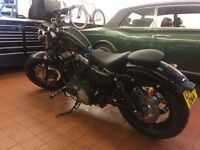 HARLEY DAVIDSON FORTY EIGTH full stage one fitted