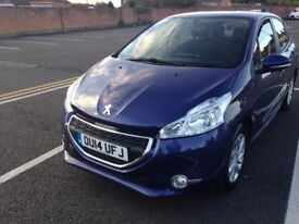 Peugeot 208 1.4 HDI Active, 5 doors from 2014