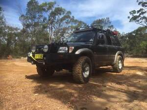 1997 Nissan Patrol Wagon ***GREAT COND. / HEAPS OF EXTRAS*** Botany Botany Bay Area Preview