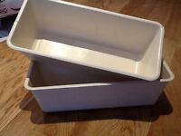 Baking cake & Bread Tins - Brand New - flexible bake wear
