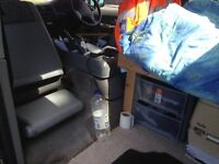 Single person Motorhome full time camper van campervan Mazda bongo