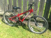Bike Childrens age 8-11 £30
