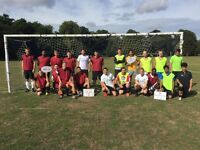 Pay as you play 11 a-side football at Clapham Common - Players needed!