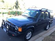2002 Landrover Discovery TD5 Series II Turbo Diesel 4x4 with Rwc Werribee Wyndham Area Preview