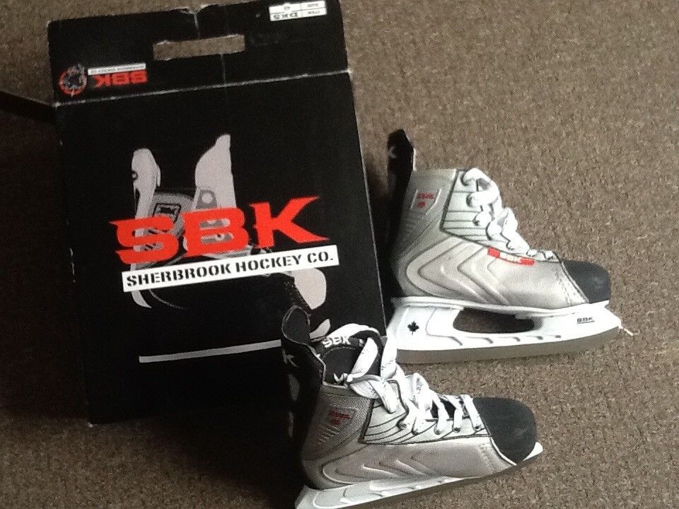 Sbk men's ice skates