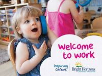 Early Years Practitioners - ABERDEEN