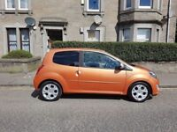 ***FREE DELIVERY TO ABREDEEN....TAYSIDE AUTOPOINT BASED IN DUNDEE.....RENAULT TWINGO 1.2GT £1395
