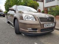 Toyota Avensis T3X 2.0 Petrol Manual Only 49k miles !!! Bargain!