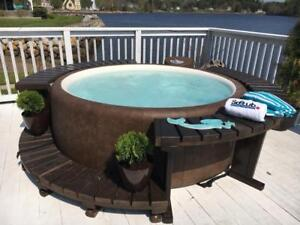 Softubs-The Most Eco Friendly HOT TUB!
