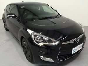 From $71 per week 2012 Hyundai Veloster Plus Hatchback Southport Gold Coast City Preview