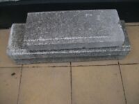 3 WALL COPING STONES