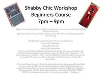 Shabby Chic Workshops spaces available in Fenstanton