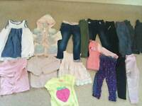 Girls 4-5yrs bundle clothes