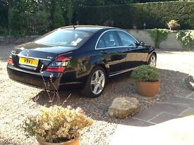 Mercedes 320S CDI, ONLY 38712 miles, maintained regardless of cost by Mercedes