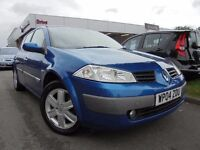 Renault megane 1.5 dci diesel 5 door hatch 2004 cheap tax 12 months mot good runner