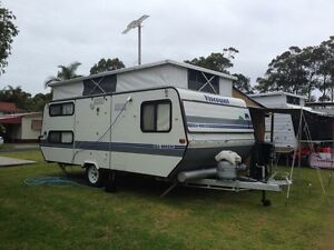 1988 Viscount Sea Breeze Bunk van Morisset Lake Macquarie Area Preview