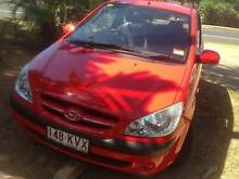 2007 Hyundai Getz Hatchback Edge Hill Cairns City Preview