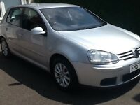 VW GOLF 1.9 TDi FULL VW MAIN DEALER SERVICE HISTORY LONG MOT VERY GOOD MOTOR