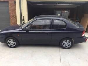 2001 Hyundai Accent Hatchback Craigieburn Hume Area Preview