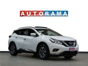 2015 Nissan Murano PANORAMIC SUNROOF BACKUP CAMERA AWD