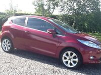 Ford Fiesta Titanium 1.4 - £3600, excellent condition