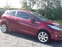 Ford Fiesta Titanium 1.4 - £3600, excellent condition