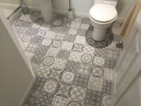 Ceramic Wall and Floor Tiler / Tiling