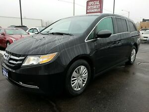 2014 Honda Odyssey LX LX !!! CLEAN CAR-PROOF ACCIDENT FREE !!!