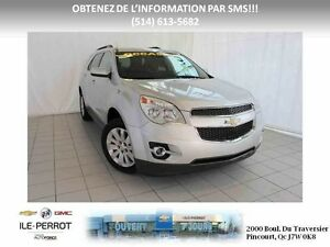 2012 Chevrolet Equinox FWD LT, MY LINK, BLUETOOTH,