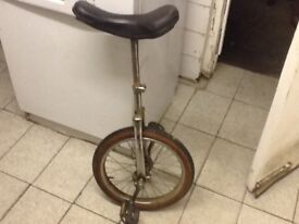 Unicycle going cheap