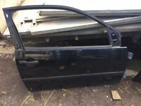 Ford Fiesta MK6 5 Door - O/S Front Door - Drivers Side