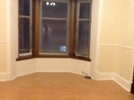 Spacious, unfurnished, renovated, one bedroom flat