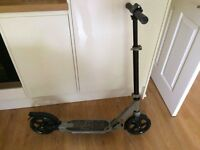 OXELO Town 7 XL Adult Scooter in good condition