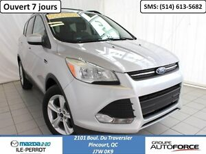 2013 Ford Escape SE BAS KILOMETRAGE  BLUETOOTH