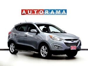 2013 Hyundai Tucson 4WD LEATHER ALLOY WHEELS