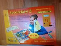 The Cambridge Brainbox Secondary 2 Electronics Kit