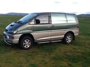 1998 Mitsubishi Delica Van/Minivan Tunbridge Northern Midlands Preview