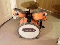Childrens Drum kit Age 4+