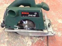 Bosch circular saw spares or repair