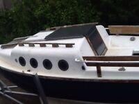 """13ft 6"""" sailboat"""