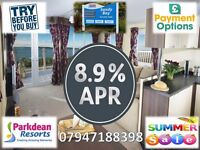 🌟🌟LOW APR RATES ON OUR PAYMENT OPTIONS AT SANDY BAY HOL PARK ON NORTHUMBERLAND COAST 12 MONTH🌟🌟