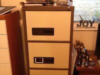 1951 , four drawer filing cabinet