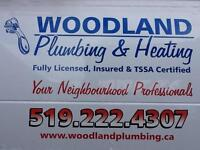 Woodland Plumbing - Your Neighbourhood Professional Plumber