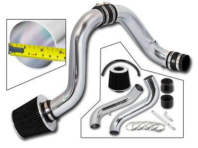BCP BLACK 94-01 Acura Integra GSR 1.8L Cold Air Intake Racing System + (Acura Integra Cold Air Intake)