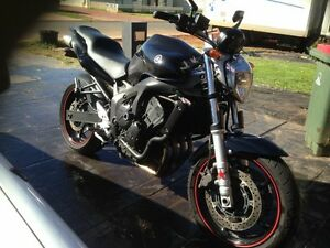 Yamaha 2004 fz6-n Munno Para West Playford Area Preview